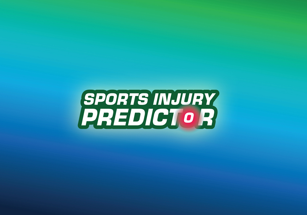 Sports Injury Predictor Logo