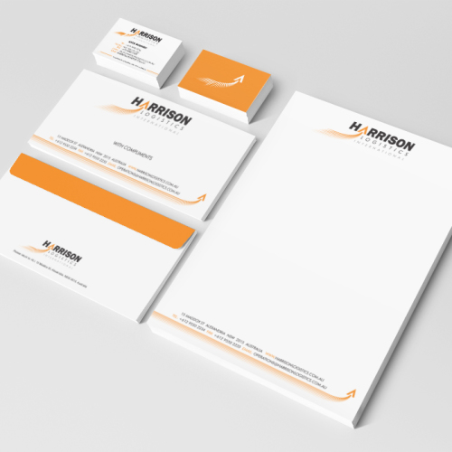 Stationery Branding Design